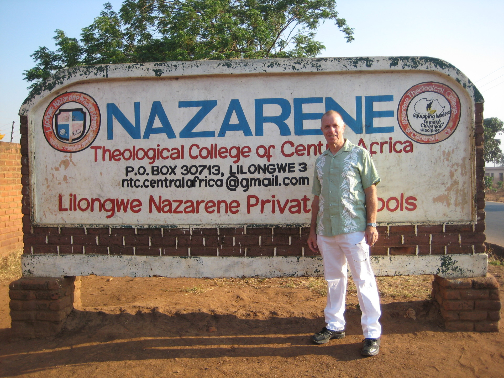 Nazarene Theological College and School - Lilongwe, Malawi